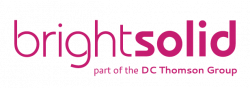 Brightsolid online technology company logo
