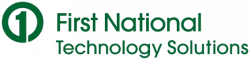 First National Technology Solutions company logo