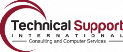 Technical Support International company logo